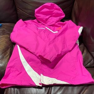 The North Face pre-owned siZe L girls